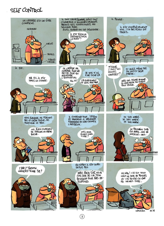 Animal Lecteur tome 5_ planche