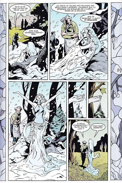 Fables tome 10_ planche