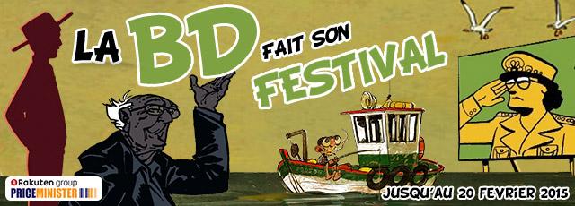 La bd fait son festival