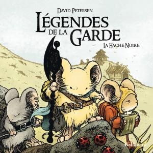 Légendes de la garde tome 3