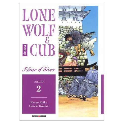 Lone Wolf and Cub tome 2