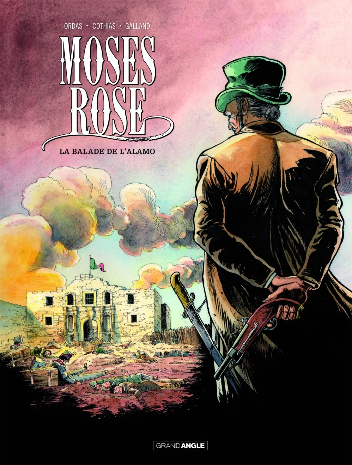 Moses Rose tome 1