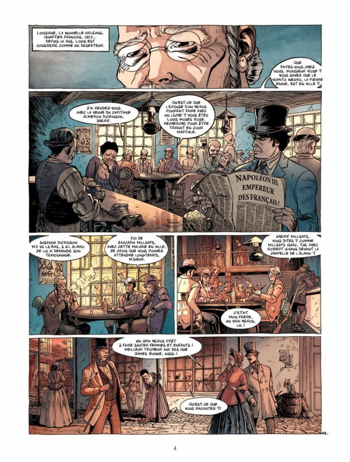 Moses Rose tome 1_ planche