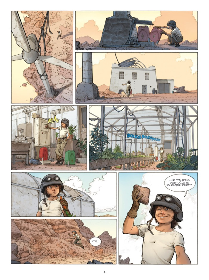 Rock and Stone tome 1_ planche