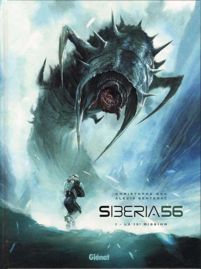 Siberia 56 tome 1