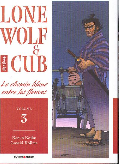 Lone wolf and cub tome 3