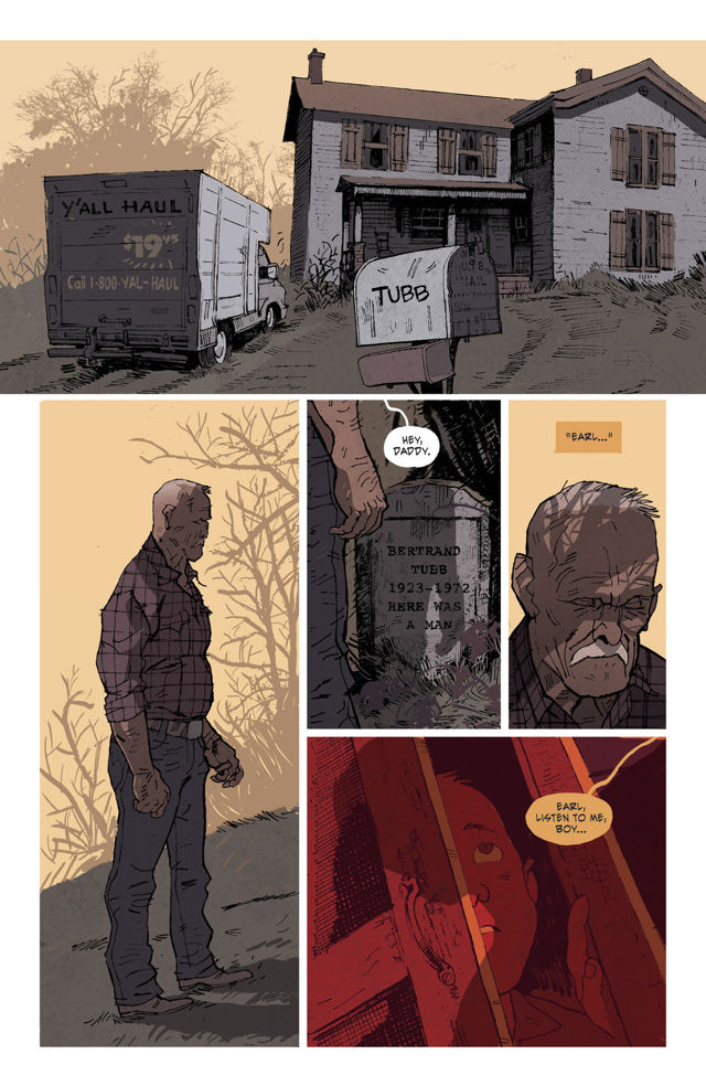 Southern Bastards tome 1_ planche