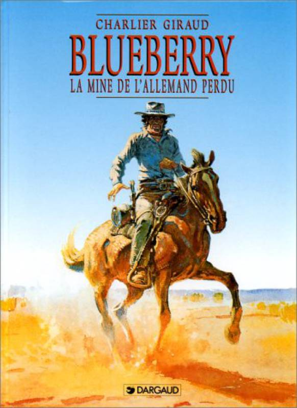 Blueberry tome 11