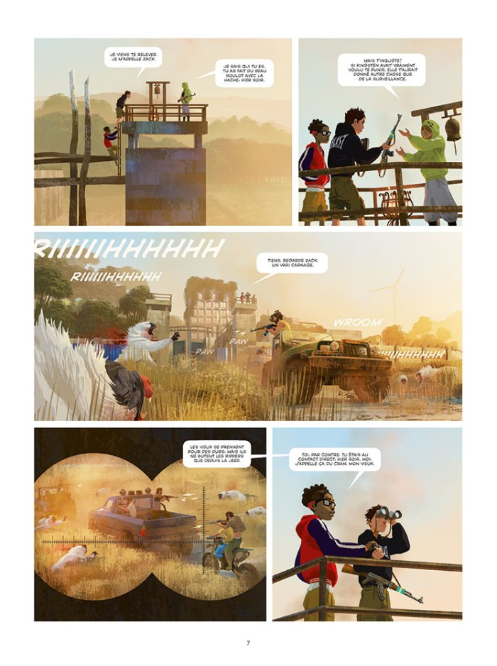 Gung Ho tome 2_ planche