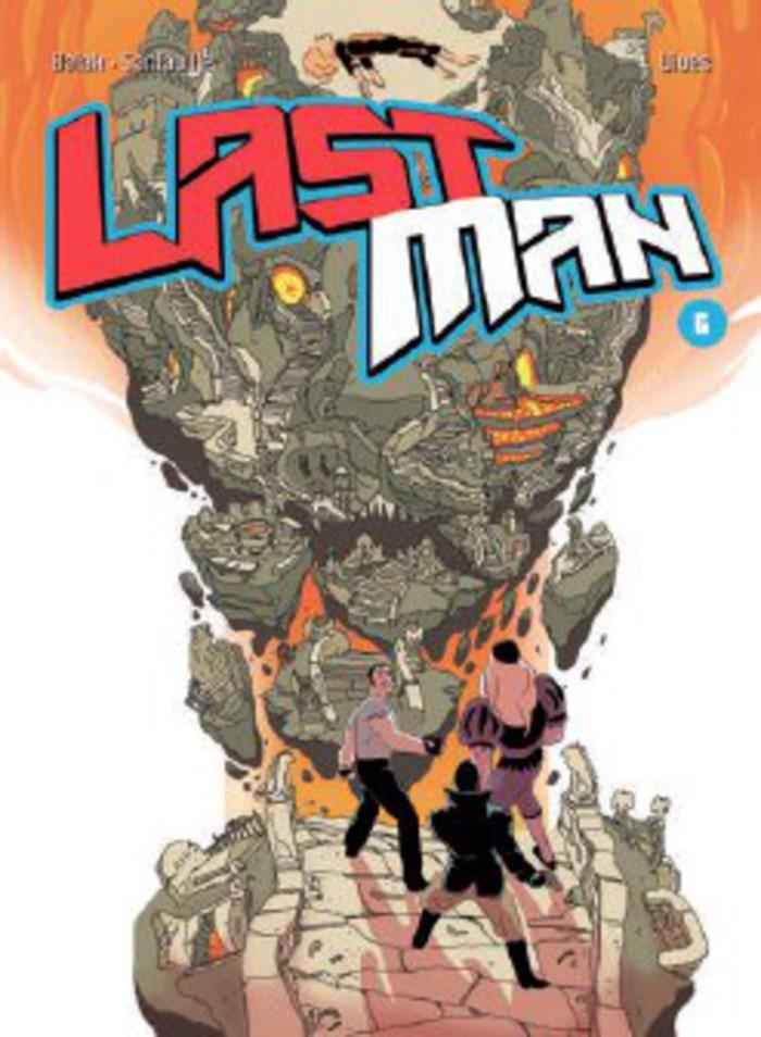 LastMan tome 6