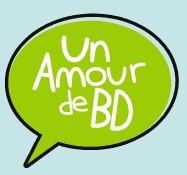 Logo un amour de bd