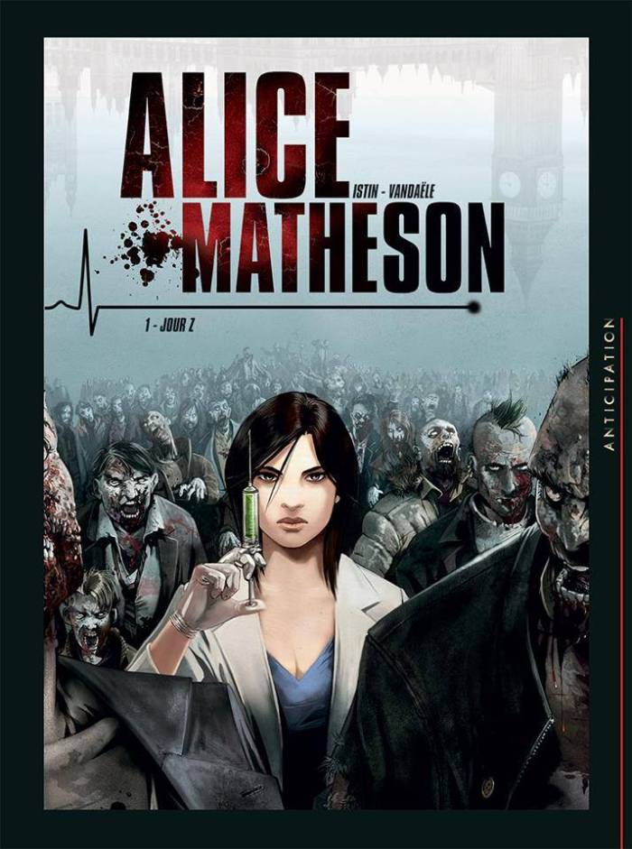 Alice Matheson tome 1
