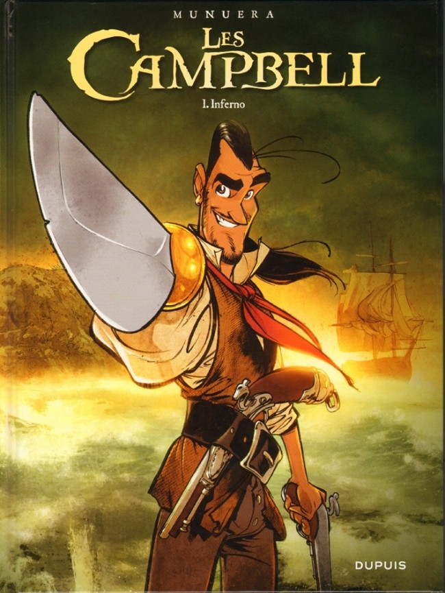 Les Campbell tome 1
