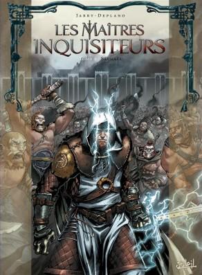 Les maîtres inquisiteurs tome 2