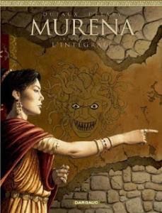 Murena_Intégrale tomes 5 à 9