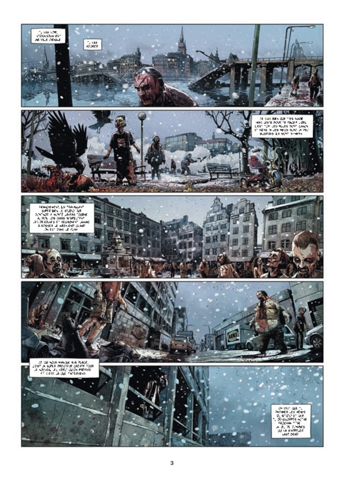 Zombies néchronologies tome 2_ planche