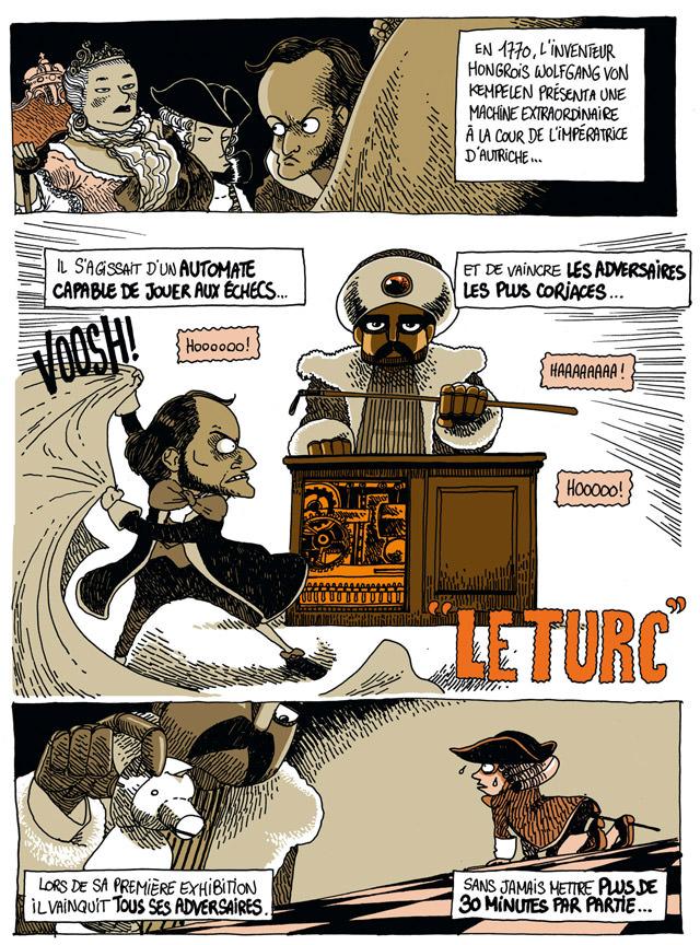 Axolot- Histoires extraordinaires et sources d'étonnement_ planche