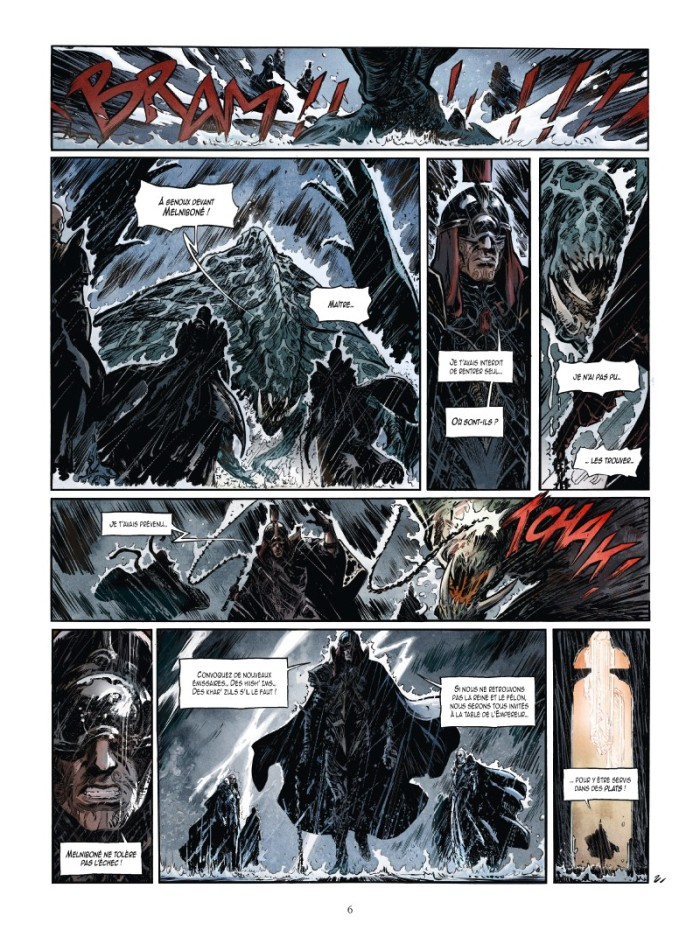 Elric tome 2_ planche