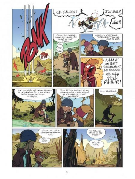 les Campbell tome 2_ planche