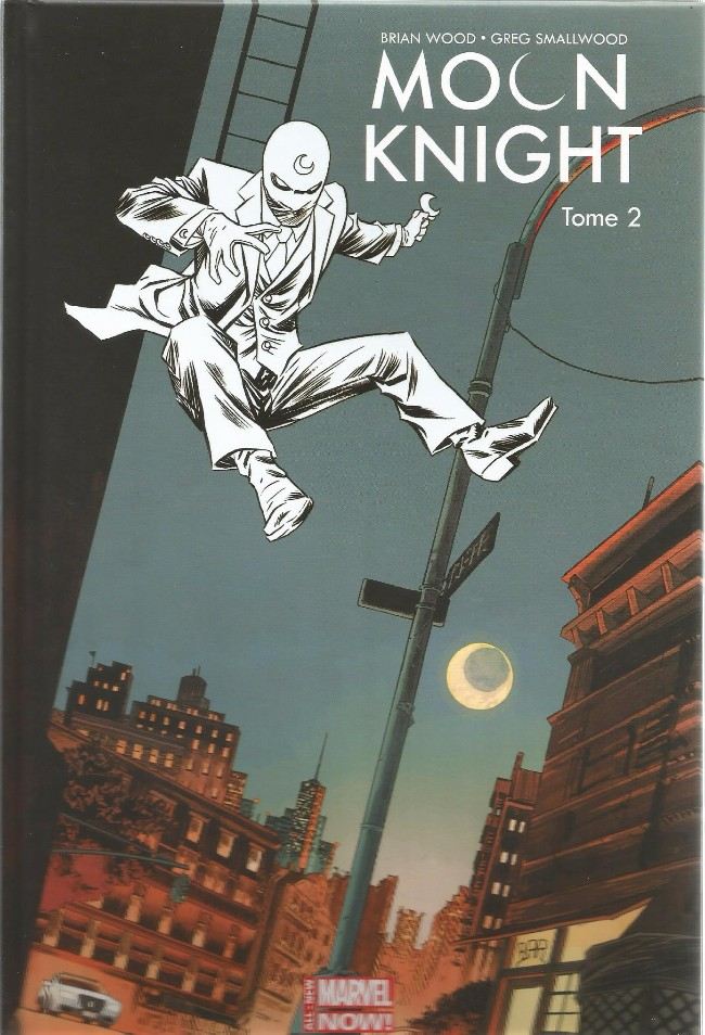 Moon Knight tome 2
