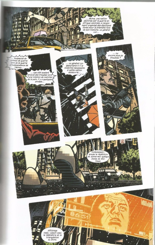 Moon Knight tome 2_ planche