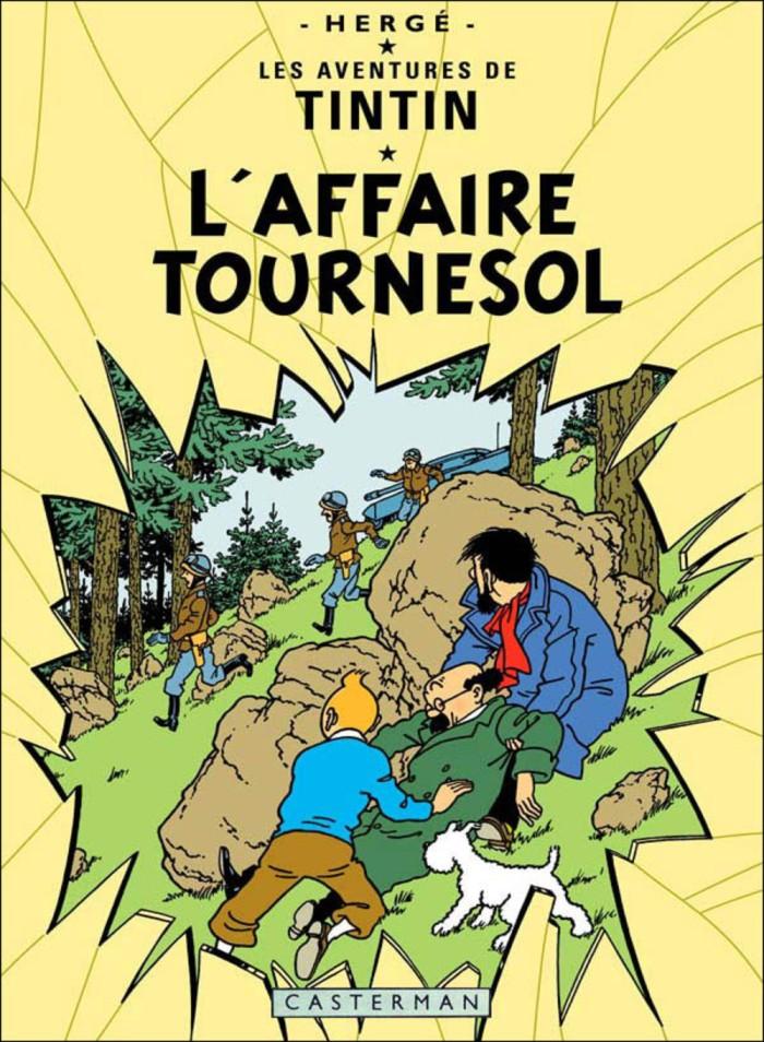 Tintin tome 18