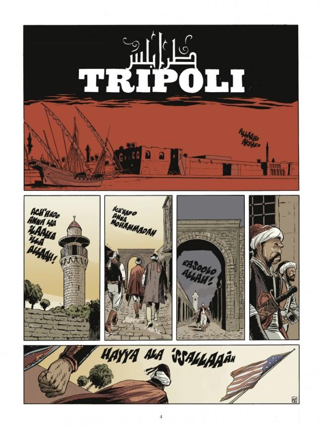 Tripoli_ planche