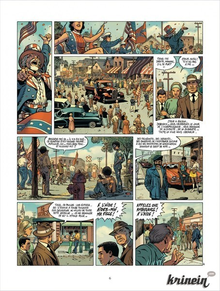 XIII Mystery tome 5_ planche