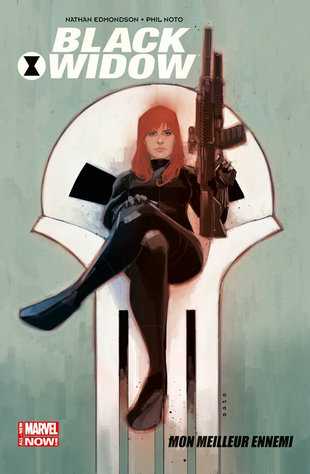 All New Marvel Now Black Widow tome 2