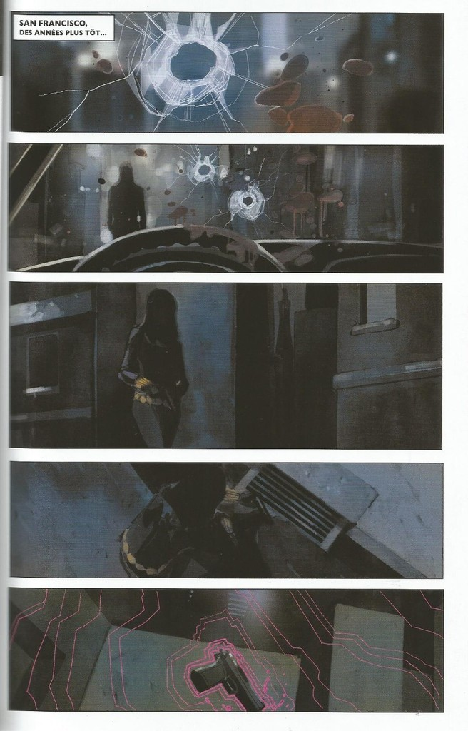 All New Marvel Now Black Widow tome 2_ planche
