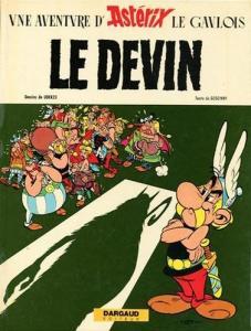 Astérix Le devin