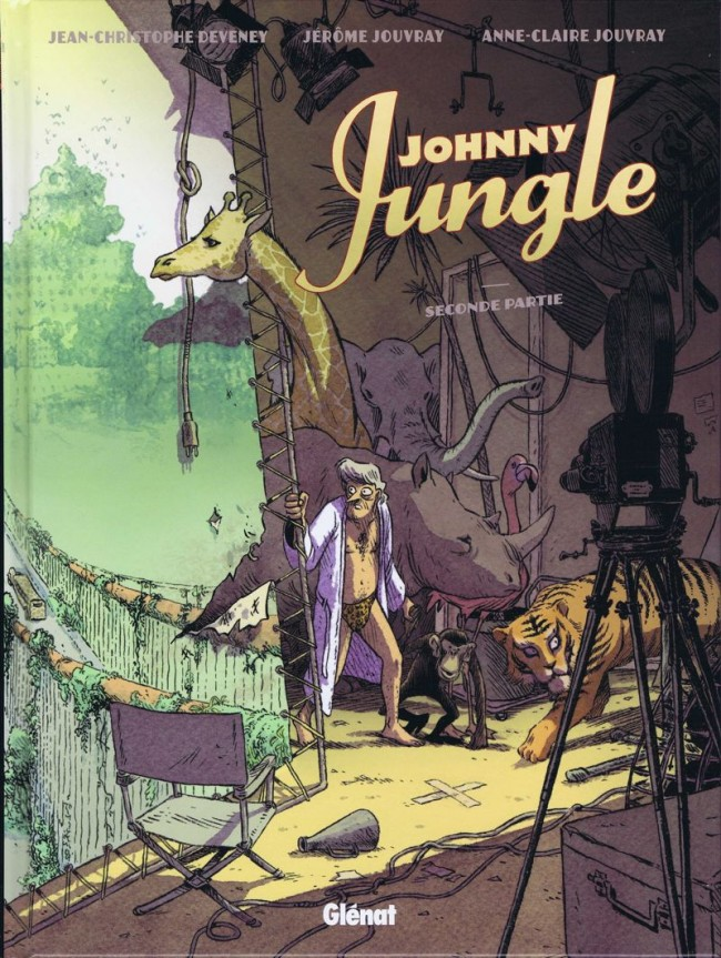 Johnny Jungle tome 2