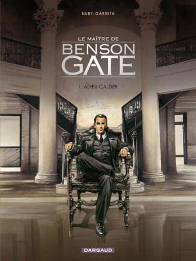 Le-maitre-de-Benson-Gate-tome-1