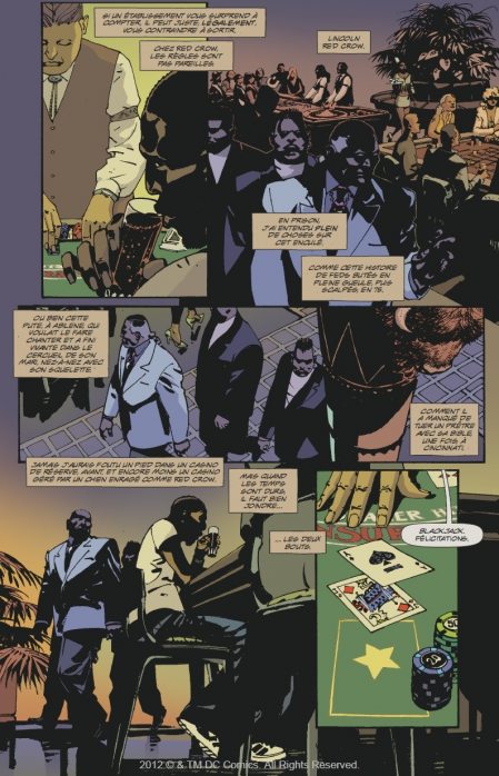 Scalped tome 5_ planche