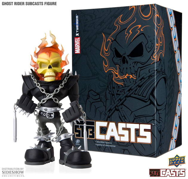 Sideshow_Subcasts-figure_Ghost-Rider