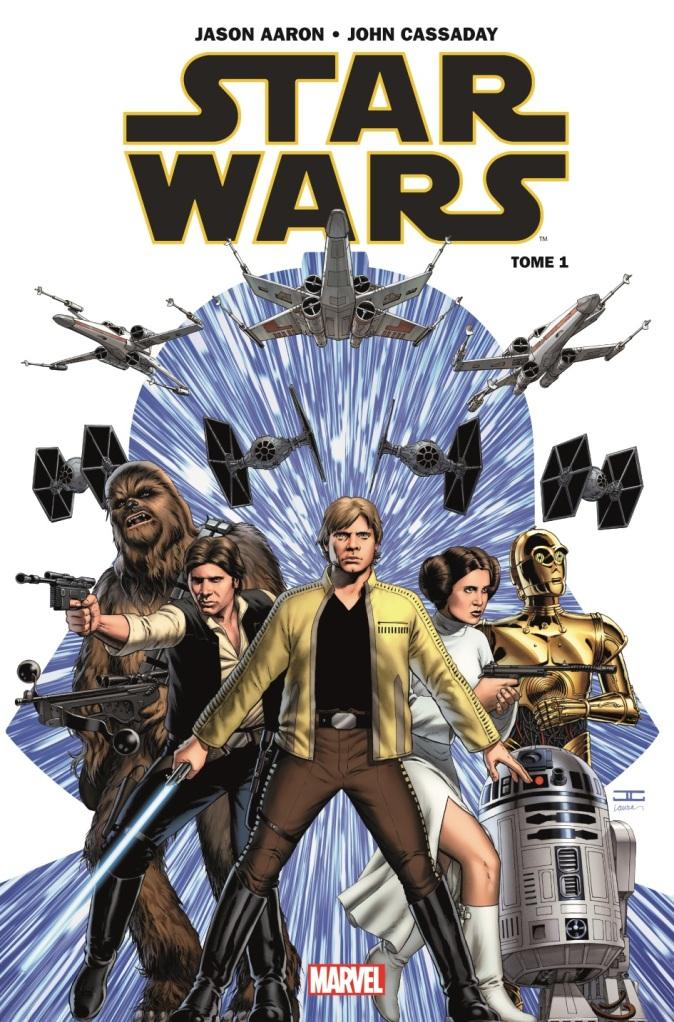 100% Star Wars- Star Wars tome 1