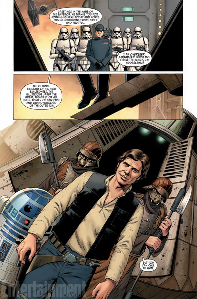 100% Star Wars- Star Wars tome 1_ planche