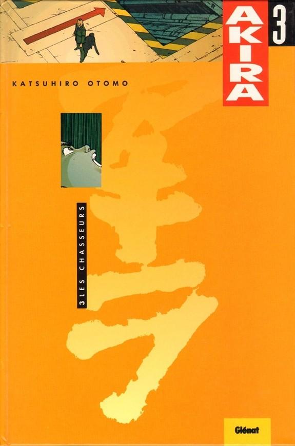 Akira tome 3