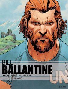 Bob Morane Renaissance tome 1- Bill Hirsute