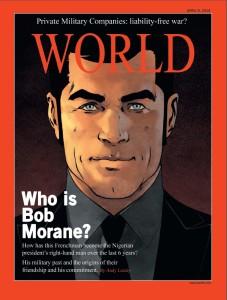Bob Morane Renaissance tome 1- Bob conseiller