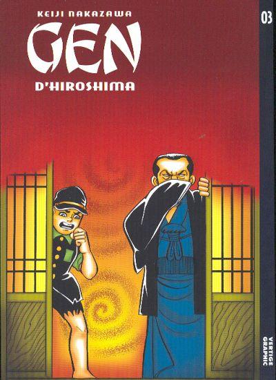 Gen d'Hiroshima tome 3