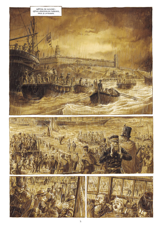 Holmes tome 4_ planche