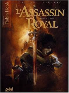L'assassin royal tome 1