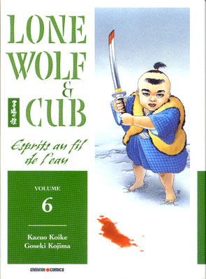 Lone Wolf and Cub tome 6