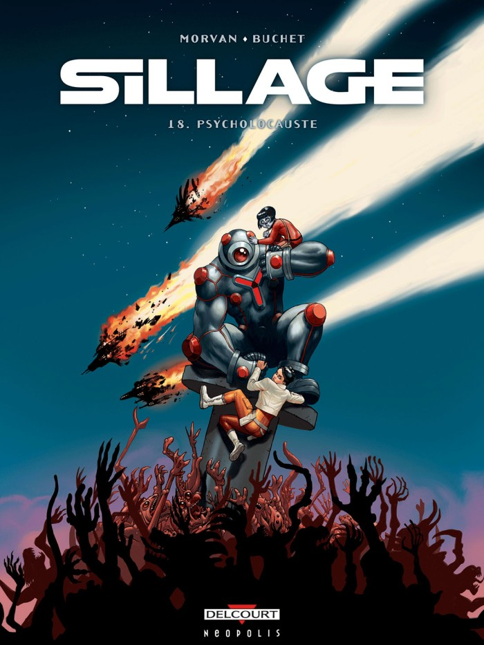 Sillage tome 18