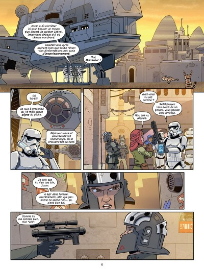 Star Wars Rebels tome 2_ planche