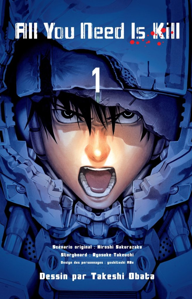 All you need is kill tome 1