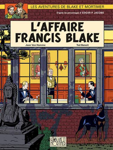 Blake et Mortimer- L'affaire Francis blake