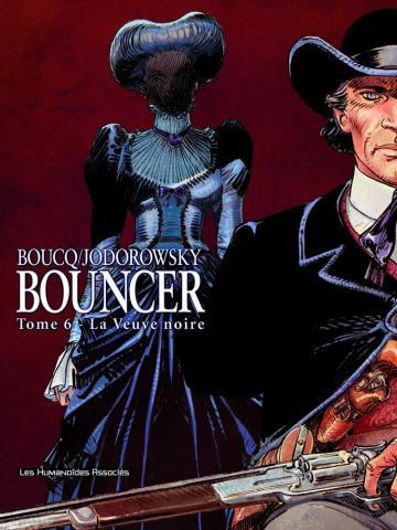 Bouncer-tome-6-La-veuve-noire