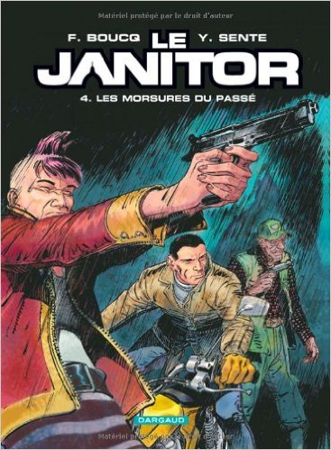 Le Janitor tome 4
